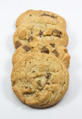 Cookie isolated on white background — Stock Photo