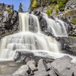 Multiple waterfalls — Stock Photo