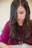 Depressed woman — Stock Photo