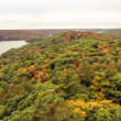 Algonquin National Park during autumn — Stock Photo