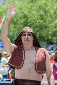 миннеаполис, mn, лгбт парад 2013 — Стоковое фото