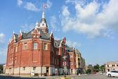 Ancien hôtel de ville de la ville de stratford — Photo