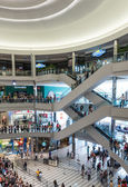 Mall of America during a busy day — Stock Photo
