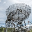Base of large astronomy radar — Stock Photo #37138321