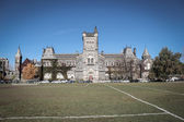 University College at University of Toronto, in Toronto — Stok fotoğraf