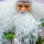 Santa Claus Christmas decorations — Stock Photo #37296797