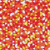 カラフルな幾何学的なシームレス パターン — ストックベクタ