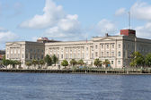 Federal Building in Wilmington NC — Stock Photo