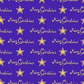 Christmas seamless pattern — Stock Vector