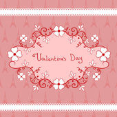 Valentines Day — Stockvektor