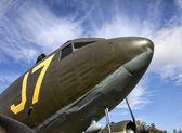 Aviones militares — Foto de Stock