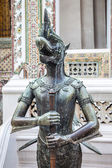 Nok Tantima Bird statue in Grand Palace of Bangkok — Stock Photo
