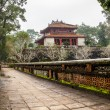 Stock Photo: Ming Mang Emperor Tomb in Hue, Vietnam
