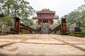 Ming Mang Emperor Tomb in Hue, Vietnam — Stock Photo