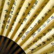 China fan — Stock Photo