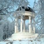 Kış masal — Stok fotoğraf