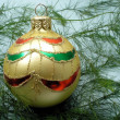 Christmas tree decoration — Stock Photo #32636799