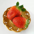 Strawberry — Stockfoto