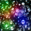 Colors bubbles — Stock Photo