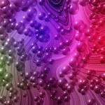 Resumen de burbujas coloridas — Foto de Stock