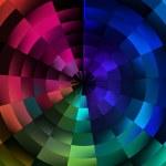 abstractie kleur textuur — Stockfoto