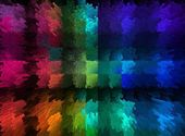 Abstract colorful texture — Stock Photo