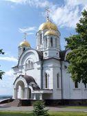 Kathedrale in samara — Stockfoto