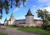 Ipatievsky monastery. Russia. Cradle boyars Romanov. — Stock Photo