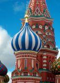 Vasily Blazhennogo's cathedral — Foto de Stock