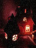 Christmas Light — Stock fotografie