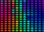 Abstraction multicolor light — Stock Photo