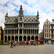 Stock Photo: Grand Place, Brussels, Belgium. June 08, 2010