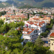 Resort inturkey - marmaris stad — Stockfoto