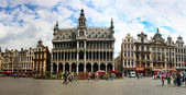 Grand Place, Brussels, Belgium. June 08, 2010 — Stock Photo