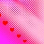 Valentines fantasy — Stock Photo