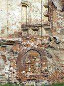 Brick old wall — Stock Photo