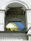 Church in arc — Stock Photo