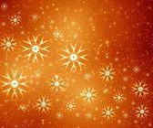 Weihnachten sonnigen abstrakt — Stockfoto