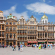 Grand Place, Brussels, Belgium. — Stock Photo