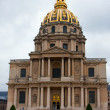 Paris - Les Invalides church, France — Stock Photo