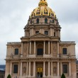 Paris - Les Invalides church, France — Lizenzfreies Foto