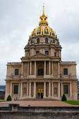 Paris - Les Invalides church, France — Foto de Stock