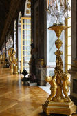 Palace Versailles in France, interior — Stock Photo