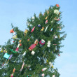 Christmas tree — Stockfoto #33127201