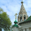 Church in Kostroma city — Stock Photo