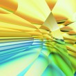 Stock Photo: abstract multicolored background