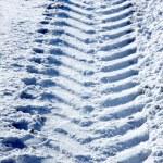 Snowy background — Stock Photo #35390069