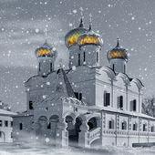 Christianity church in Russia, Ipatievsky monastery — Stock Photo