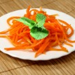Salad of Carrot — Stock Photo
