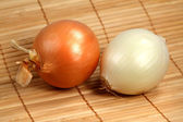 Large onion — Stock Photo